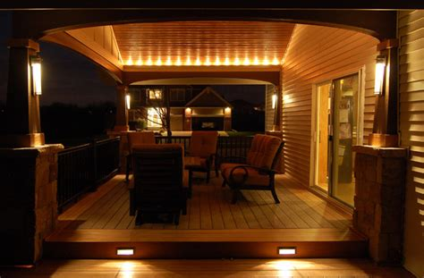 deck  covered porch