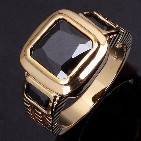 get cheap black gold ring aliexpress alibaba