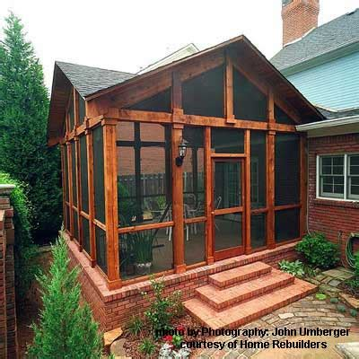 screened in porch plans screened porch design ideas to help you plan and build a