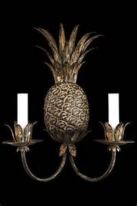 Pineapple Wall Sconce Pineapple Sconce Lake House