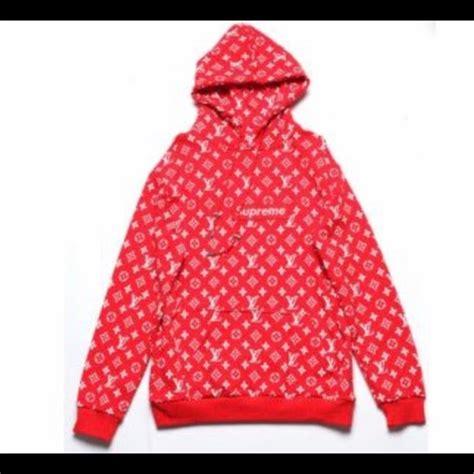 Kaos Tshirt Supreme X Lv Box Gold supreme x lv box logo hoodie alternative clipart design