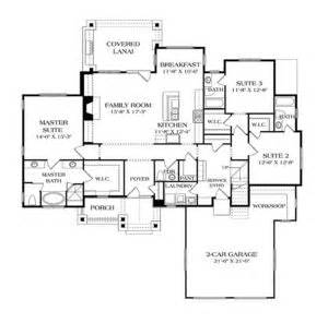 craftsman open floor plans house of the week craftsman design has a wide open floor