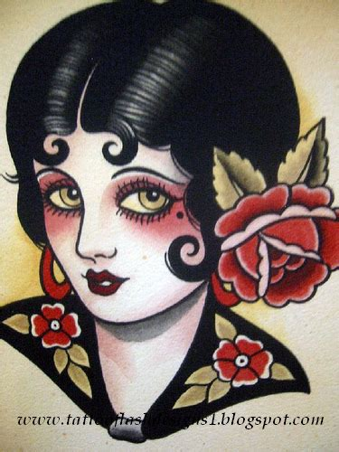 how to sell tattoo flash art beauty tattoo style