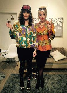 Absolutely Fabulous Fabsugar Want Need 37 by Patsy And Edina Costumes Just Need To Find