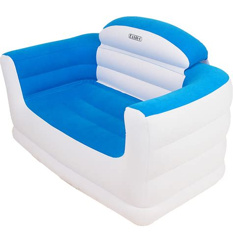 inflatable couches sofa double inflatable sofa hot sale beanbag bed simple