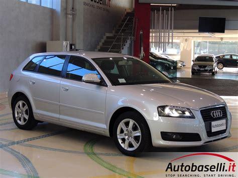 Audi A3 Sportback Radio by Audi A3 Sportback 1 9 Tdi 105 Cv Fari Xeno Sensori Di