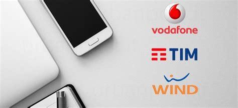 numero vodafone mobile offerte tim wind infostrada fastweb e vodafone mobile