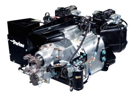 parker hannifin gaining traction  runwise hd hydraulic hybrid developing cng based hd