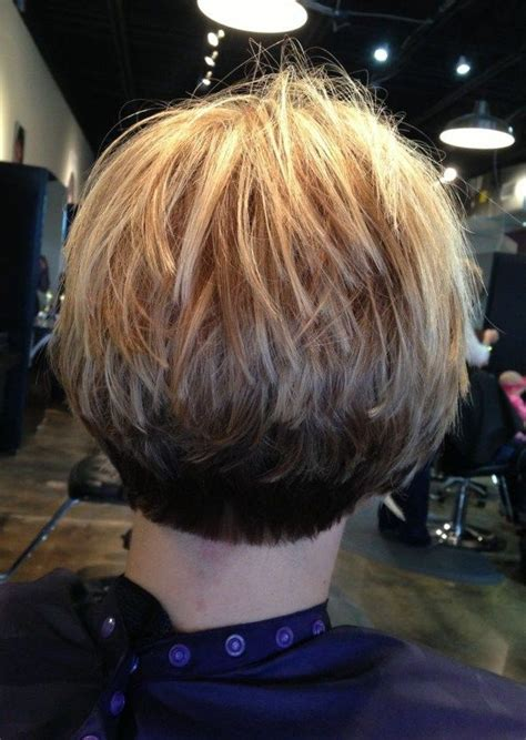 short stacked hairstyles for fine hair for women over 50 stacked bob fine hair inverted stacked bob hair cut