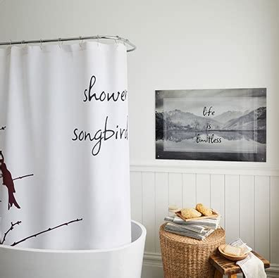 bathroom wall decor ideas 80 ways to decorate a small bathroom shutterfly
