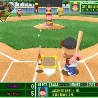 backyard baseball 2001 mac backyard baseball 2001 game giant bomb