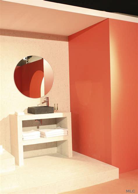 Couleur Mur Salle De Bain by Couleur Corail Inspiration Pour La Maison D 233 Co De Mlc
