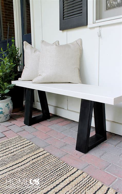 west elm x bench west elm bench knock off home made by carmona