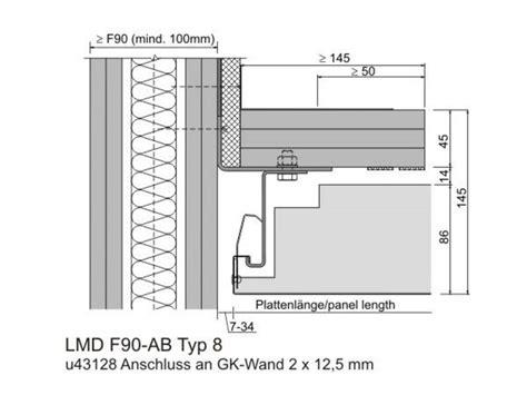 trockenbau anschluss wand decke trockenbau anschluss wand decke absolut und