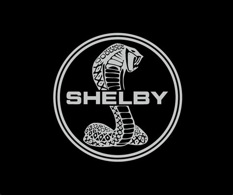 logo ford mustang shelby ford mustang shelby cobra logo