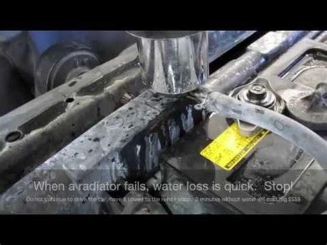 lexus ls400 leaking radiator, regular inspections prevent