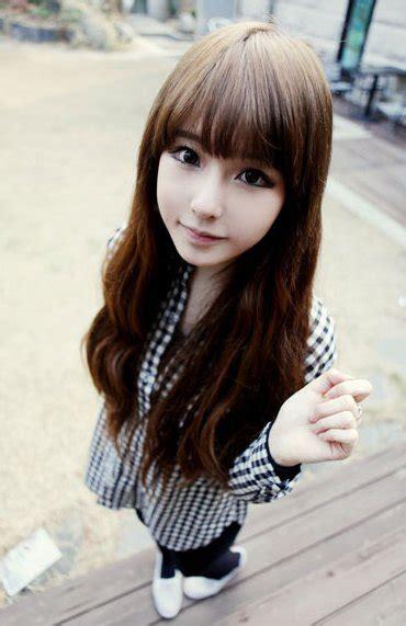 tutorial make up girlband korea ulzzang deniseminmin