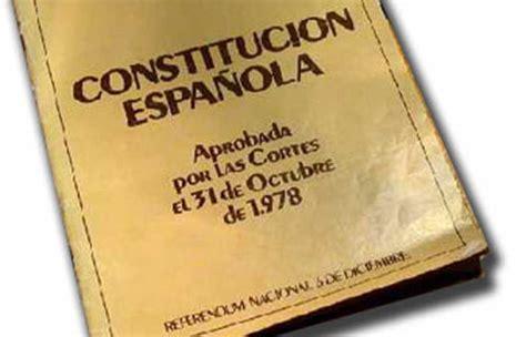constitucin espaola especial constituci 243 n espa 241 ola rtve es
