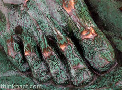 bronze patina herstellen patina