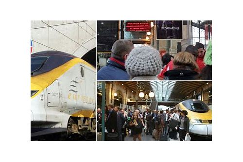 eurostar deals to paris in january