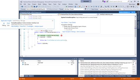 using app insights analytics query language to make better diagnose run time exceptions using azure application
