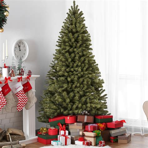gallery of christmas tree review pre lit artificial