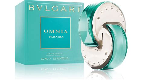 fragrance review bvlgari omnia paraiba