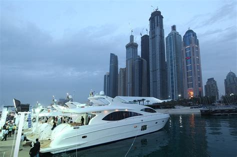 boat launch dubai gulf craft introduce 5 global launches at the dubai