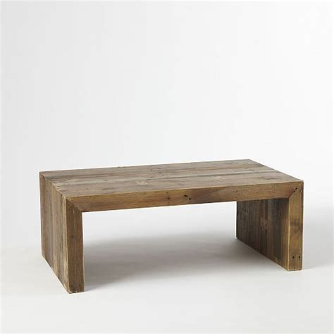 West Elm Coffee Tables Emmerson Coffee Table West Elm Furniture Inspiration Shipping Pallets