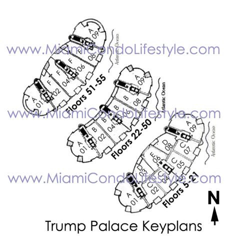 trump palace floor plans trump palace floorplans miami condo lifestyle