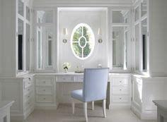 Makeup Vanity Baton Bathrooms Powder Rooms Dressing Areas On