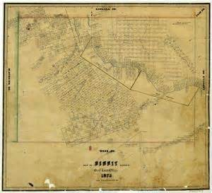 dimmit county map dimmit county the portal to history
