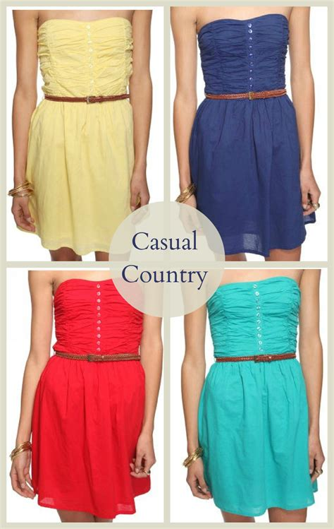 country casual country casual dresses cocktail dresses 2016
