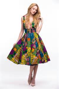 colorful dresses assanssan colorful dress my touch of africa