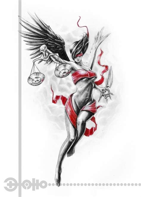 angel girl tattoo designs judgement design best designs
