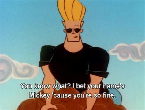 Johnny Bravo Meme - cartoon network 90s johnny bravo ramenjesus