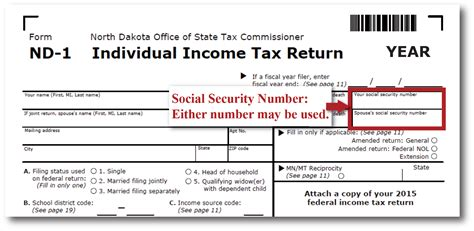 Tax Credit Form Where To Send Refund Help Dakota Office Of State Tax Commissioner