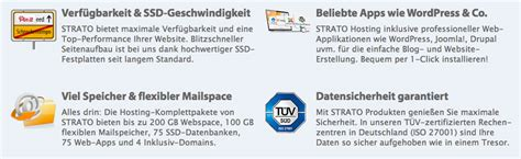 Strato Kunden Hotline by Strato Test Werbe Versprechen Vs Realit 228 T Trialo