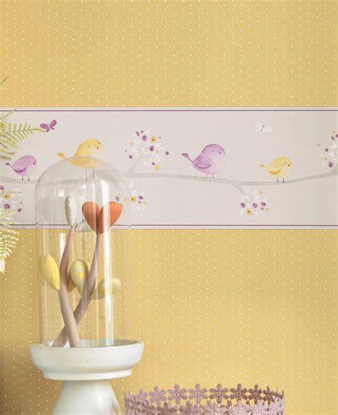 wandgestaltung kinderzimmer borduren kreative wandgestaltung mit bord 252 ren