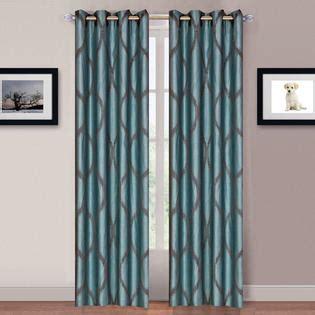 sears kids curtains lavish home metallic grommet curtain panels 84 inch