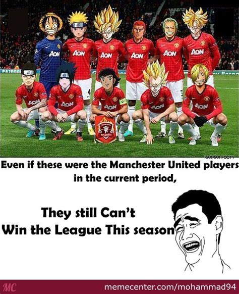 Mu Memes - manchester united by mohammad94 meme center
