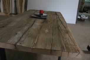altholz tisch altholztisch tisch altholz alte eiche rustikal massiv