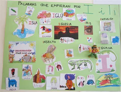 imagenes infantiles que empiecen con i letrilandia la clase de tati