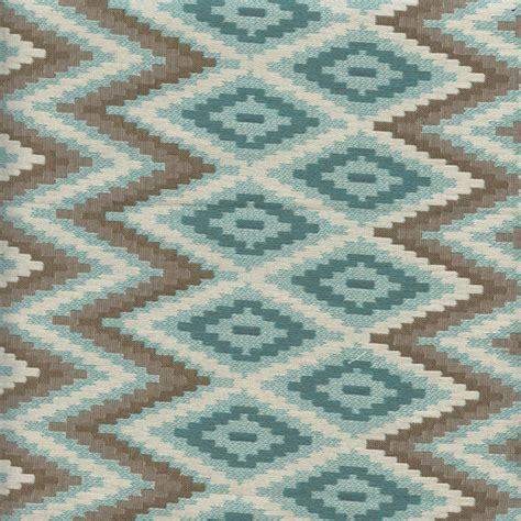 zig zag upholstery fabric m9559 zig zag aqua woven upholstery fabric sw46483