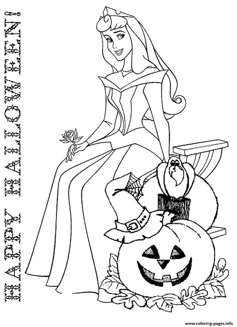 princess halloween coloring pages festival collections