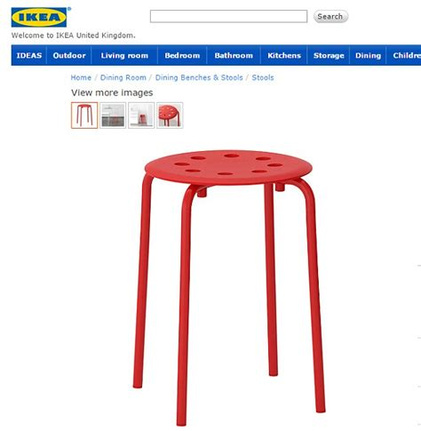 ikea plastic stool uk s hilarious complaint to ikea after getting