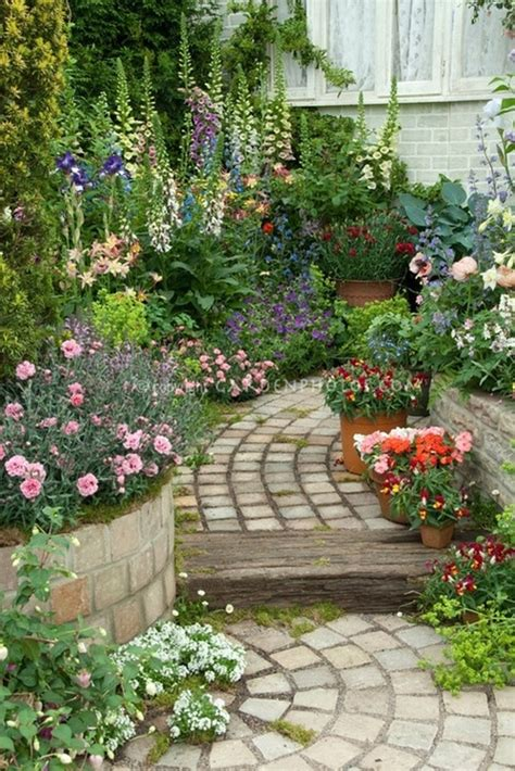 Flowers For Garden Borders 25 Garden Bed Borders Edging Ideas For Vegetable And Flower Gardens