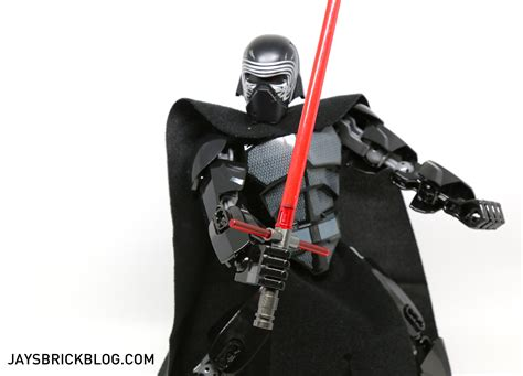 how to create a kylo ren wars the review lego 75117 kylo ren