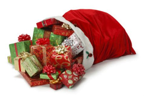 what research says about the contents of santa s sack