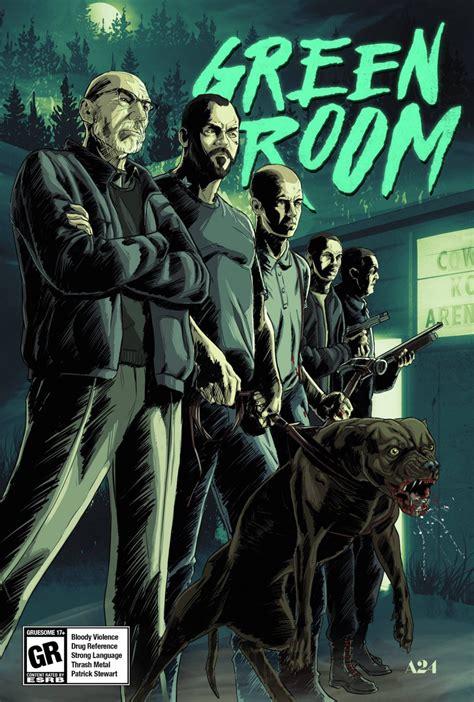 green room band green room trailer smashes skulls and breaks bones